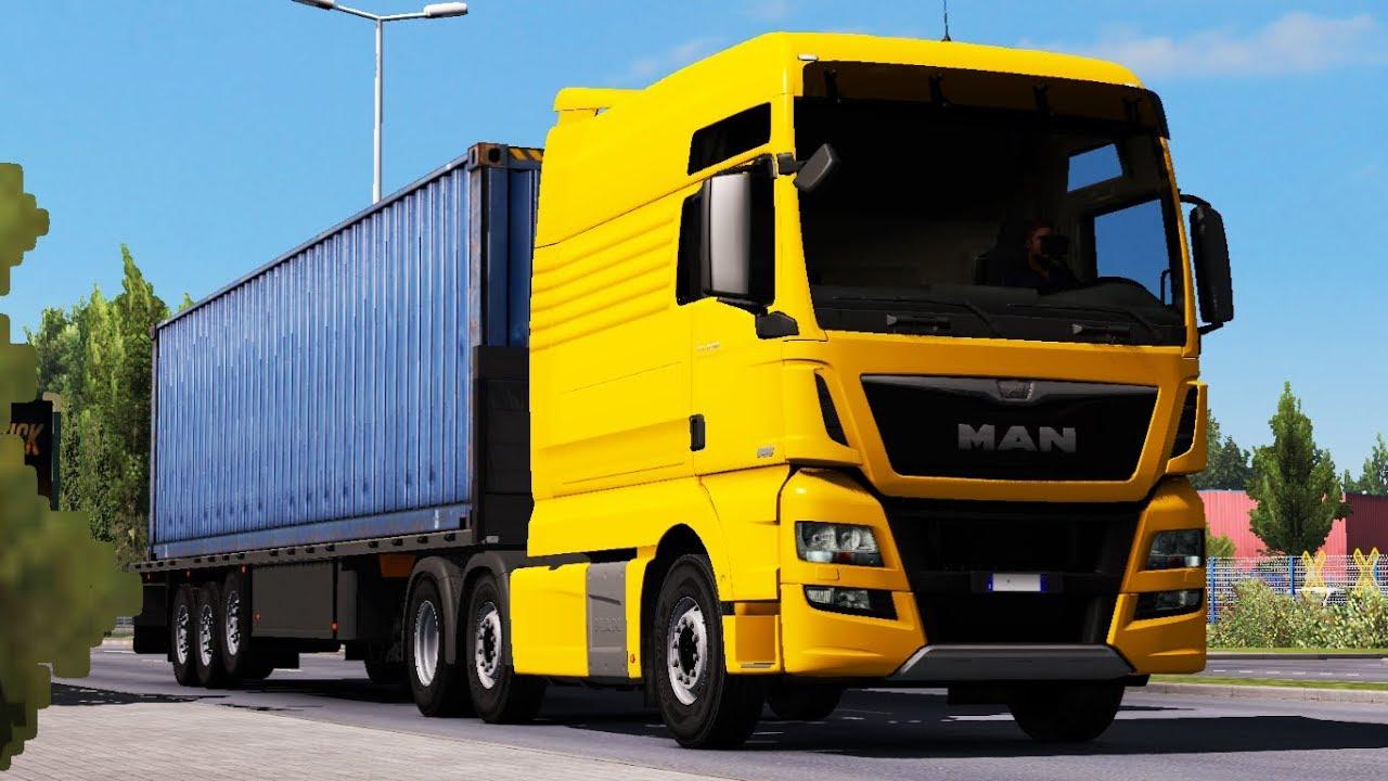 Truck Mods ETS2
