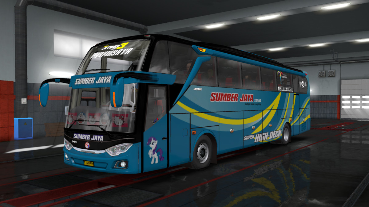 Bus Mods Ets2