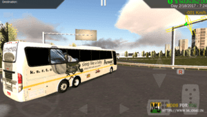 HEAVY BUS SIMULATOR MODS ANDROID